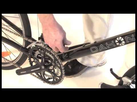Dahon Folding Bikes - Instructions For 26