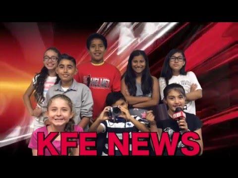 KFE News #2 Kerman-Floyd Elementary School