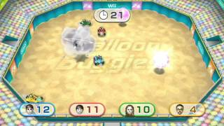 Wii Party - Balloon Buggies