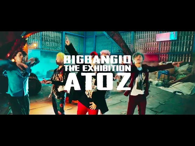 BIGBANG - 'THE A TO Z IN BEIJING' TEASER VIDEO #2