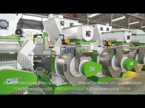 Sawdust Pellet Mill for Sale Factory Price: How Do You Make ...