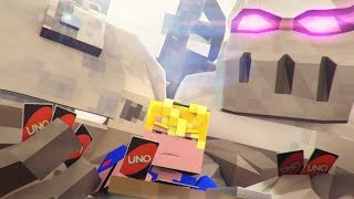 DONT PLAY WITH A GOLEM! - Elevator Collab Entry - Minecraft Animation