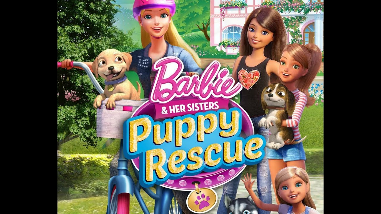Barbie & Her Sisters: Puppy Rescue 2015 pc game Img-4
