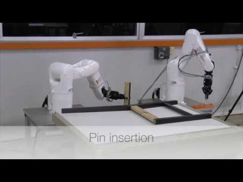Robotic manipulation showcase by CRI Group