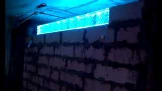 Taśma LED RGB + luksfery