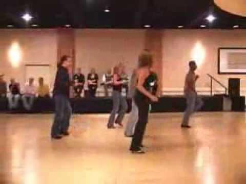 DOUBLE DOG DARE ME  Line Dance by Heather Frye & Kevin Winn