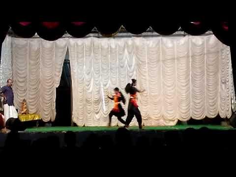 Semi classical dance double dance
