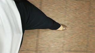 私、仕事は基本パンツスーツ派です。 スーツのスカートはあんまり好きになれなくて( ̄ρ ̄)