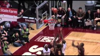 Washington State Men's Basketball HIGHLIGHT 2009-10