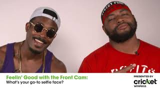 """WWE's """"What the Hell's on Your Cell?"""" ft. The Street Profits   Cricket Wireless"""