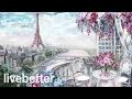 【パリ カフェ】【フランス 音楽】カフェ BGM- 民族音楽 - アコーディオン - フォークソング - 伝統的な - 音楽 洋楽 - プレイリスト - インストゥルメンタル - 器楽曲 - 洋楽