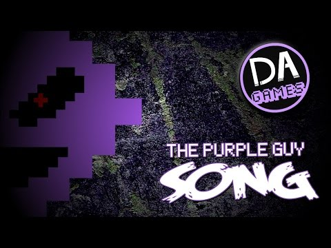 I'm The Purple Guy(Five Nights At Freddy's 3) Dance