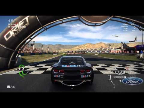FordSVT Gaming Plays: Grid Autosport Ep. 1