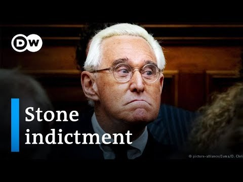 Who is Roger Stone and why does Robert Mueller want him? | DW News