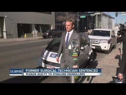 Former Swedish surgical tech Rocky Allen sentenced to prison