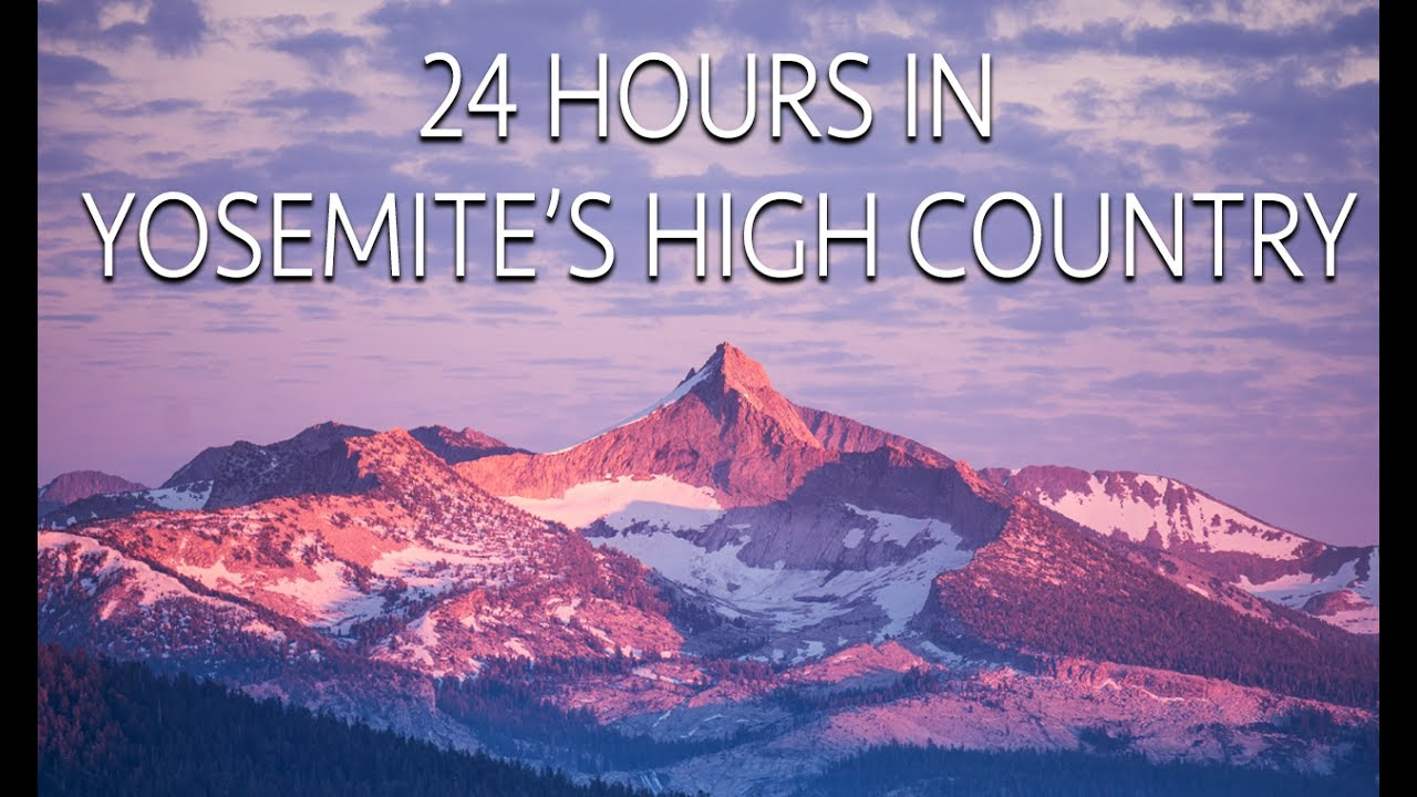 24 Hours in Yosemite's High Country: May Lake, Clouds Rest & Lembert Dome