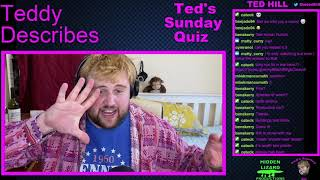 Ted's Sunday Quiz 13 highlights