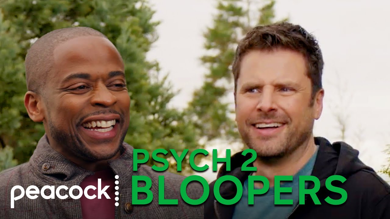 Download Psych 2: Lassie Come Home | Not Another Blooper Reel!