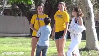 11-ти летний мастер пикапа / 11 YEAR OLD PICKING UP GIRLS