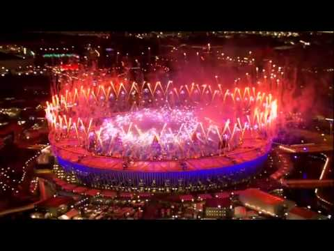 Darcey Bussell & Gareth Walker | London Olympic Closing Ceremony 2012