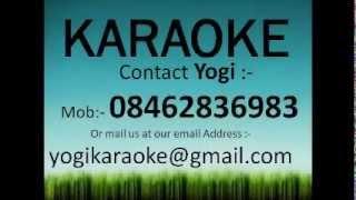 Ban than chali karaoke track
