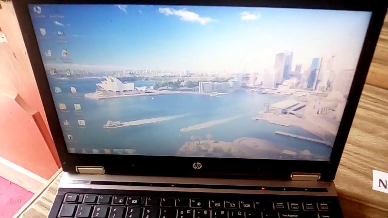 HP Laptops - Core i5 i7 - 4GB 8GB RAM - HP EliteBook 8440p Notebook PC -  Overview