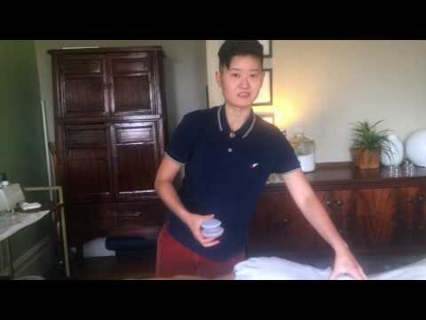What is Cupping Massage (Part 2, Demo)