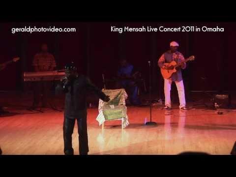 King Mensah Live Concert 2011 in Omaha (3)
