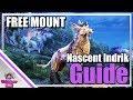 ESO: FREE Nascent Indrik Mount Guide!