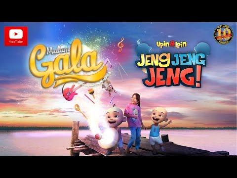 Berita EP107 - Malam Gala Upin & Ipin  Jeng, Jeng, Jeng!