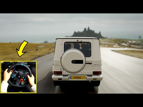 Download Forza Horizon 4 Mercedes Benz G65 Amg Hamann Gameplay