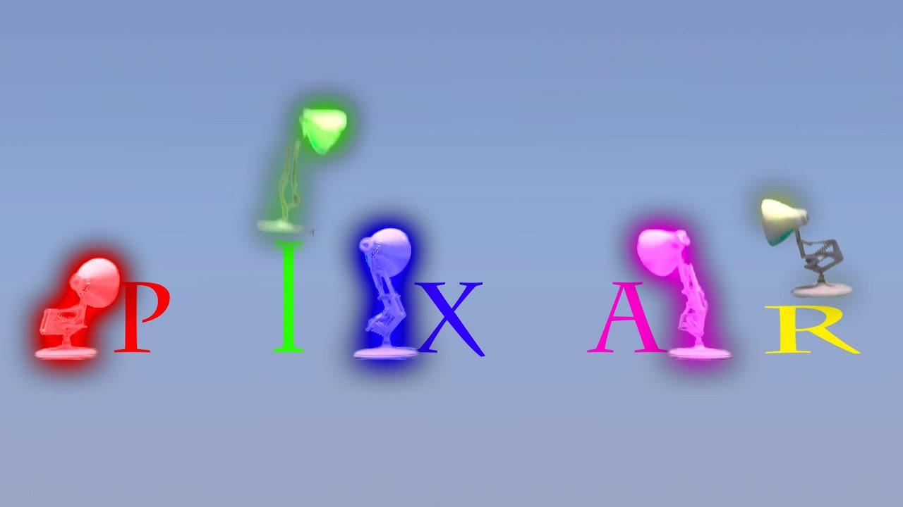 253-Five Heart Beat Color Blink Pixar Lamps Attack PIXAR ...