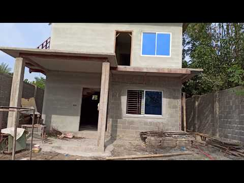 Low Cost Duplex House in Bangladesh | Villa Bari Bangladesh