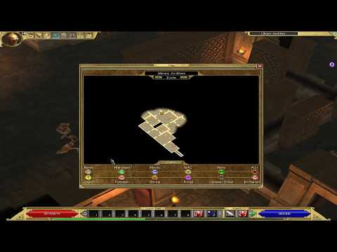 Titan Quest Anniversary Edition (playthrough) - 027: The Library part I |