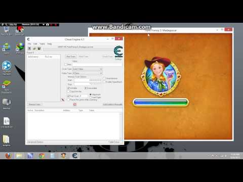 tutorial hack farm frenzy 3 madagascar use cheat engine 6.1