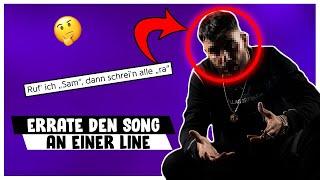 ❗ERRATE DEN SONG AN EINER LINE - SAMRA JIBRAIL & IBLIS EDITION🔥❗ -  (22 SONGS - ALBUM) [UNMÖGLICH]