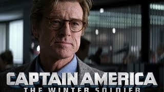 Introducing Robert Redford as Alexander Pierce | Captain America: The Winter Soldier - Marvel India