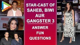 Padmaavat or Sanju? Munna Bhai or Khalnayak? Saheb, Biwi Aur Gangster 3 answer it all!!!