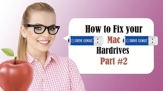   How to Fix your Mac OS X Hardrive  - Part 2 - 2015