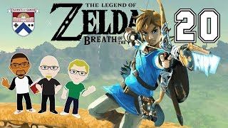 LIGHTING TORCHES WITH KY | Legend of Zelda: Breath of the Wild - BLIND PLAYTHROUGH (Part209)