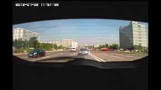 Видеосвидетель 3402 2CH (день) камера заднего вида