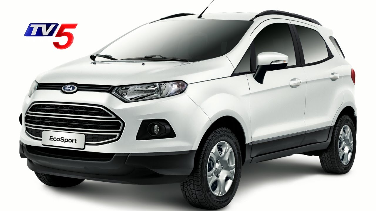 ford ecosport 2017 price specifications auto report telugu news tv5 news youtube. Black Bedroom Furniture Sets. Home Design Ideas