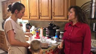A Peek Into Michelle Duggar's Birthday Lunch with Jill - September 2018