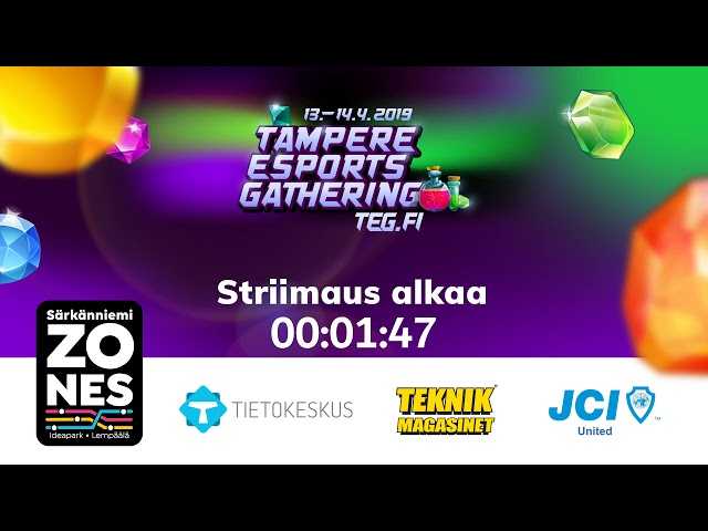 Särkänniemi Zones Rocket League -turnaus [Semifinals]