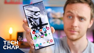 Samsung Galaxy Note 20 Ultra FULL REVIEW - Worth the Upgrade? | The Tech Chap