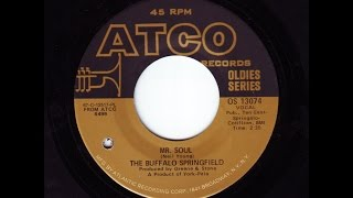 Buffalo Springfield - Mr. Soul (mono 45 mix)