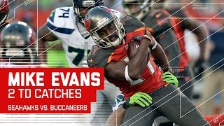 Jameis Winston Tosses 2 TDs to Mike Evans to Start the Game! | Seahawks vs. Buccaneers | NFL