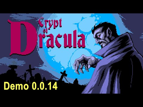 Crypt of Dracula   Sega Genesis   Mega Drive   Demo 0 0 14