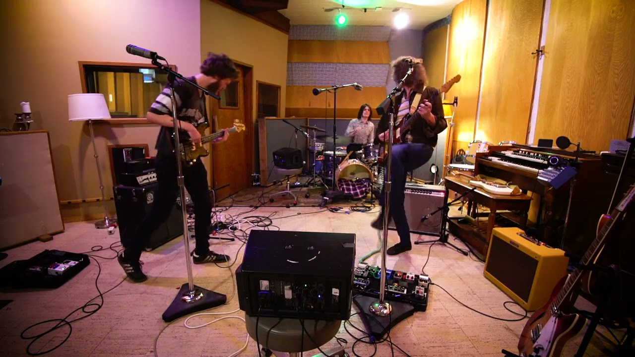 Triptides Live at Boulevard Recording March 19th