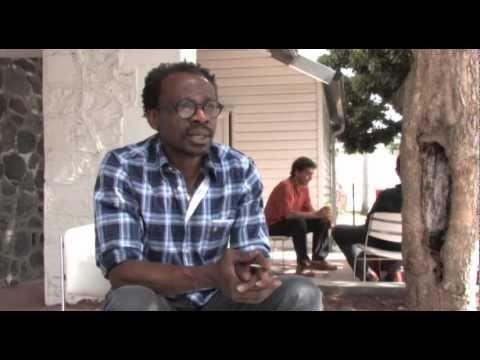 FIFAI 2012 - Pastille 16 - ITW Newton Aduaka